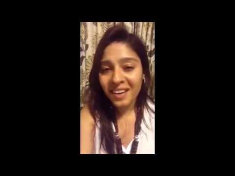 Download Kamli Kamli - Sunidhi Chauhan Singing Without Music hd file 3gp hd mp4 download videos