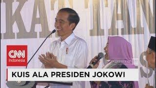 Video Ibu Teriak Merdeka! ke Presiden & Tagih Sepeda - Kuis Ala Presiden Jokowi MP3, 3GP, MP4, WEBM, AVI, FLV Januari 2018
