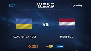 Auja_Ungandiz vs MessyOD, game 1