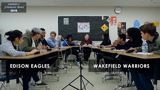 Nonton Scholastic Bowl Conference 13: Edison vs. Wakefield 2016 Film Subtitle Indonesia Streaming Movie Download