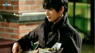 [Vietsub by 2AM-House@kites] The Starlight Is Falling - Jinwoon (2AM) @Dream High 2 OST Video