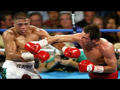 Oscar De La Hoya vs Fernando Vargas - Highlights (Epic Fight & KNOCKOUT!)