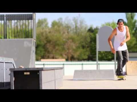 Alpine Tx Skatepark Montage