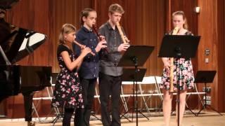 Video Skotské a anglické renesační písně