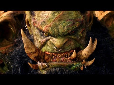 Lothar vs Blackhand Mak'gora  - Fight Scene - Warcraft (2016) Movie Clip HD