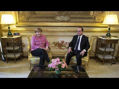 Ολάντ – Μέρκελ: Η Ευρώπη πρέπει να προστατεύσει τα σύνορα της