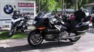 10. Pre-Owned 2009 BMW K1200 LT Black at Euro Cycles of Tampa Bay