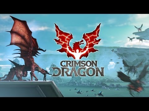 crimson dragon xbox one youtube