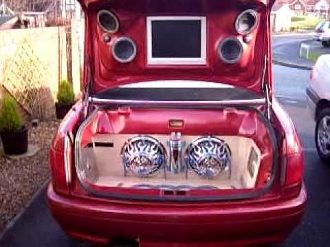Audi cabriolet DIY install