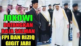 Video RIZIQ MALU..... RAJA SALMAN HANYA MAU KETEMU JOKOWI MP3, 3GP, MP4, WEBM, AVI, FLV April 2019