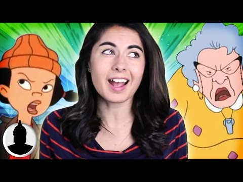 theory - Subscribe to Channel Frederator for more Cartoon Conspiracies: http://frdr.us/14vBVDM This week Emily takes on an incredibly long and involved conspiracy theory that involves all of the students...