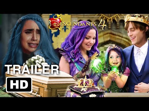 DESCENDANTS 4 Official Trailer HD (2020) Disney Movie
