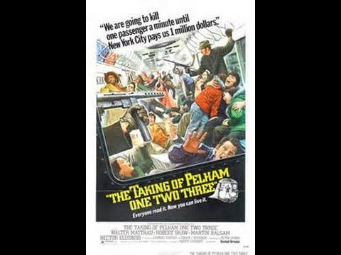 The Taking of Pelham One Two Three (1974) dvd review