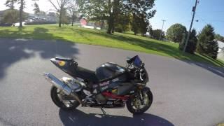 7. 2001 Honda RC51 Test Drive