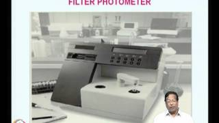 Mod-02 Lec-09 Ultraviolet And Visible Spectrophotometry -5 V. Instrumentation