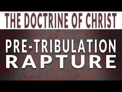 Is The Pre-trib Rapture and The Second Coming of Jesus The Same Event? w/ David Carrico S1:EP4