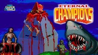 Video Eternal Champions Sega CD - All Overkills and Sudden Deaths MP3, 3GP, MP4, WEBM, AVI, FLV Mei 2019
