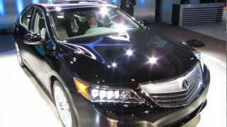 2014 Acura RLX - WORLD PREMIERE At LA Auto Show 2012 By KrekiLA