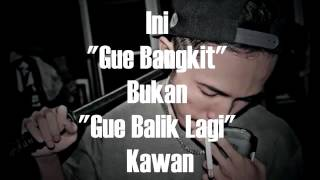 Eizy   Gue Bangkit  Diss Young Lex  Lyric Official