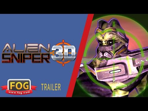 Video of Alien Sniper 3D: Sniping Game