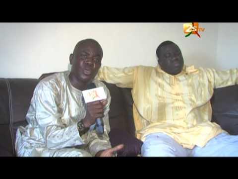 Yekini Vs Balla Gaye 2 dans Bantamba 06 Décembre 2011