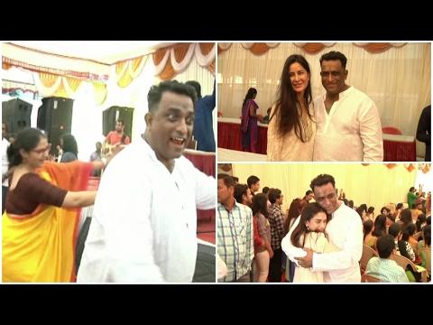 Anurag Basu Celebrates Saraswati Pooja With Katrina Kaif & Aditi Rao Hydari