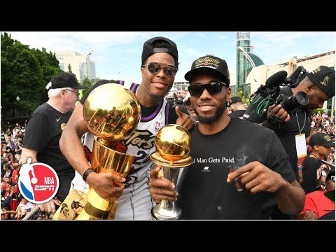 1.5 Million People Celebrate At Raptors' Championship Parade | 2019 NBA Finals