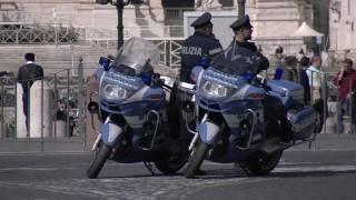 Roma, Vertice Ue e città blindata