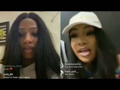 MERCY AND TACHA BLAST EACH OTHER AS THEY FIGHT OVER MERCY MOTHER'S DEATH