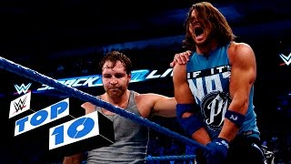 Nonton Top 10 SmackDown Live Momente: WWE Top 10, 30. August 2016 Film Subtitle Indonesia Streaming Movie Download