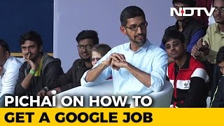 Nonton How To Get A Google Job Explained By CEO Sundar Pichai Film Subtitle Indonesia Streaming Movie Download