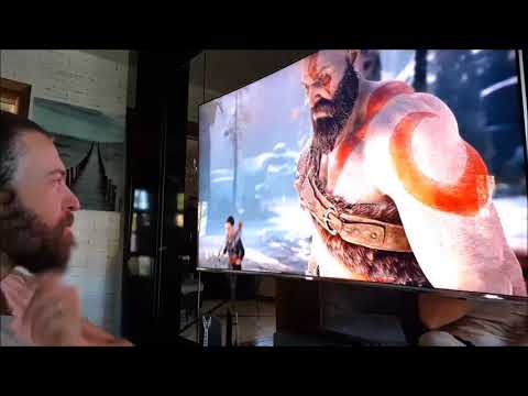 God of War -  PIOR gameplay do YouTube!! (видео)