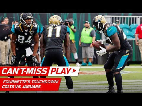 Video: Fournette's TD & Free Throw Celebration Lead to Lewis' Big 2-Pt Try | Can't-Miss Play | NFL Wk 13