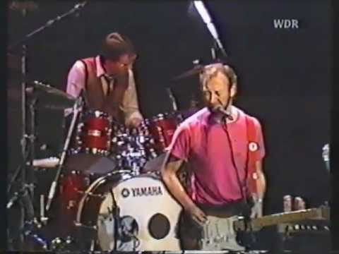 The Richard Thompson Band - Don't Renege On Our Love (live, Hamburg 1983)