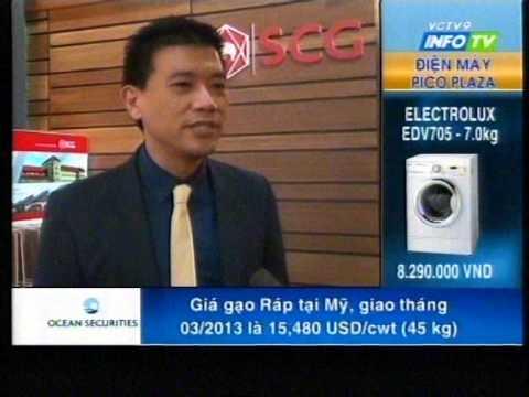 BẢN TIN INFOTV – SCG THAILAND
