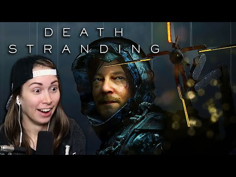 It's finally here! - Death Stranding Gameplay [1]