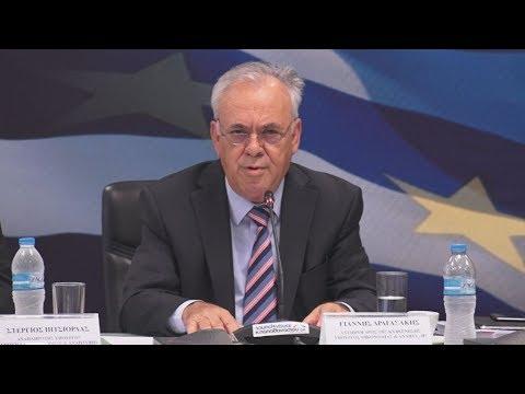 Γ. Δραγασάκης:  Η έξοδος από τα μνημόνια, παράθυρο ευκαιρίας για το μέλλον