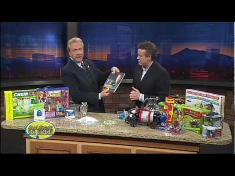Intelligente Spielzeuge für 2011 - Cooles Wissenschaftsexperiment