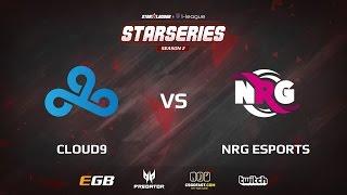 C9 vs NRG, game 1