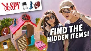 Video Find The Hidden Items Challenge! (I SPY) | Ranz and Niana MP3, 3GP, MP4, WEBM, AVI, FLV Mei 2019
