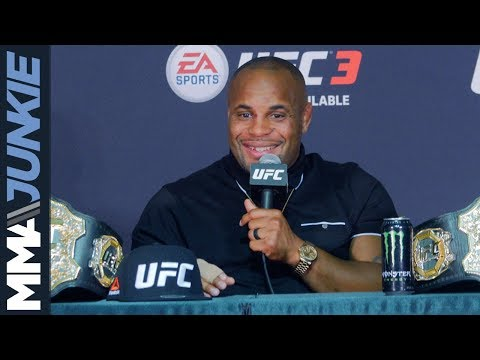 UFC 226: Daniel Cormier post-fight interview