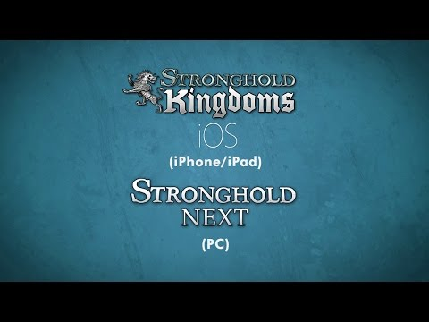 Stronghold Kingdoms — Announcement Trailer (iOS/Android)