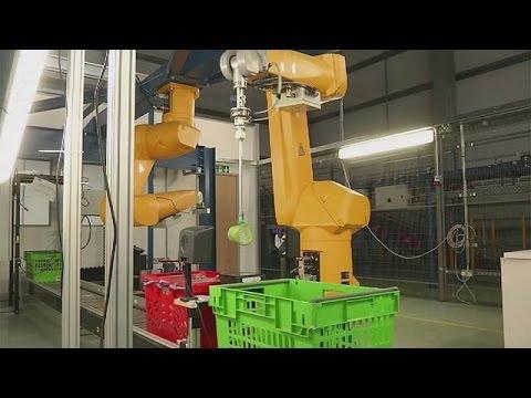 Ρομποτικές εφαρμογές σε σούπερ μάρκετ και αποθήκες