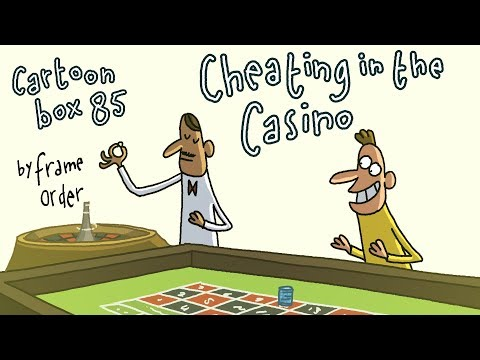 Cheating in the Casino | Cartoon Box 85 | By Frame ORDER