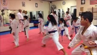 Visita de Sensei Raúl Fernández a Palm Beach Karate School