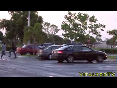 Miami Zombie Attack Prank