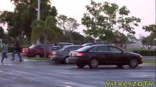 Video Miami Zombie Attack Prank! MP3, 3GP, MP4, WEBM, AVI, FLV Mei 2017