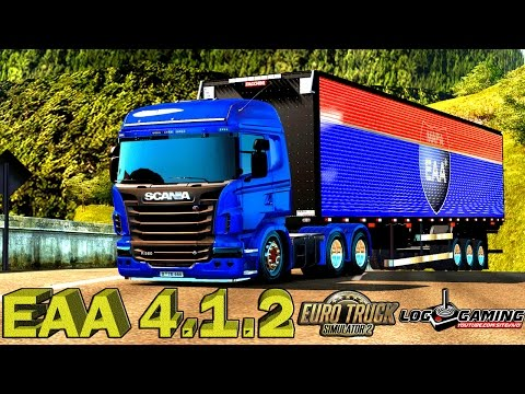 Trailer Special map EAA V2