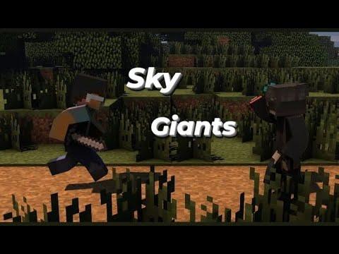 SKY GIANTS - SAMÉ WINY #minecraft