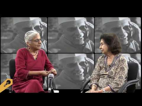 Nayantara Sahgal in Conversation with Githa Hariharan on the Making & Unmaking of India